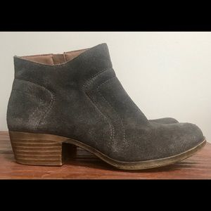 Lucky Brand Brolley Bootie Size 6 1/2